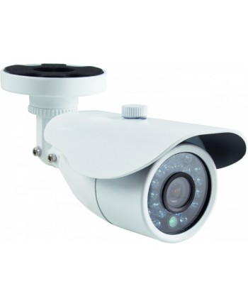 "Câmera IR 30m 1/3"" Digital 600L Lente 3,6mm - PN0293"