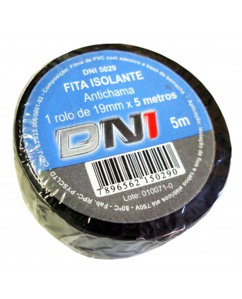 Fita Isolante Antichama 19mm x 5metros