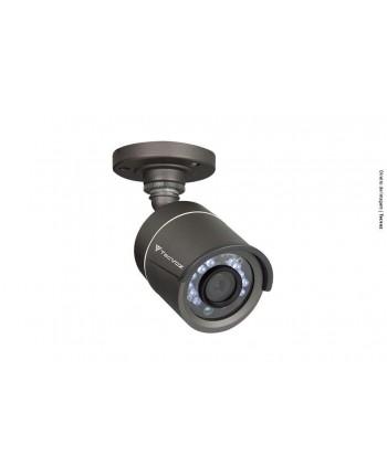 "TECVOZ Câmera IR 25m Digital 1/3"" 800L Lente 6,0mm ACB-860"