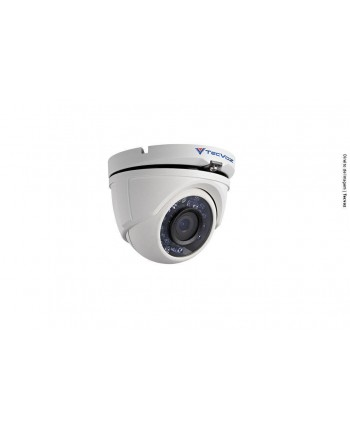 TECVOZ Câmera IR 20m Dome HD-TVI 2.0MP TDM-2036