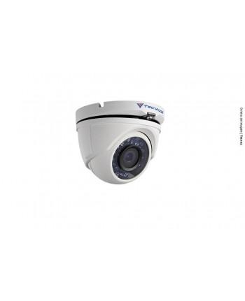 TECVOZ Câmera IR 20m Dome HD-TVI 1.0MP TDM-1028