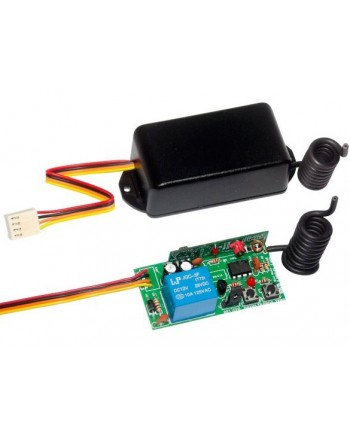 Receptor Digital Mono Canal Pulso/Multicódigos - PN0107