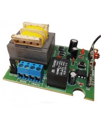 Acionamento para Trava Eletro-Magnética Via Controle Remoto - PN0106