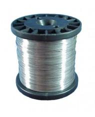 Rolo de Fio de Aço Inox para Cerca Elétrica Ø0,6mm 400m - PN0131